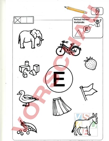 www.unterrichtsmaterial.ch - Deutsch - Gemischte Themen - Anlaut E ...