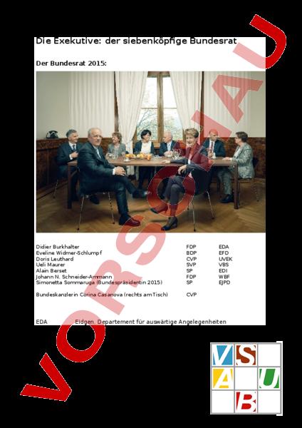 www.unterrichtsmaterial.ch - Geschichte - Anderes Thema - Die ...