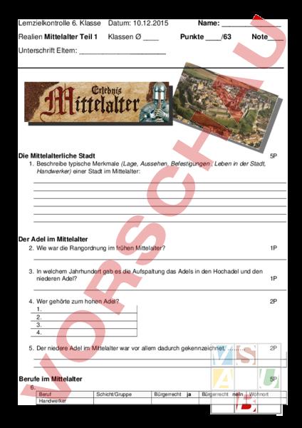 www.unterrichtsmaterial.ch - Geschichte - Mittelalter ...