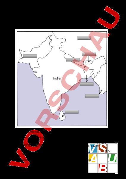 www.unterrichtsmaterial.ch - Geographie - Asien - Indien ...