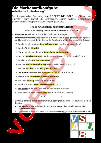 Perfect Bindungen 10 Arbeitsblatt Collection - Mathe Arbeitsblatt ...
