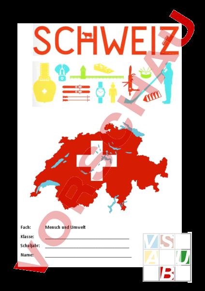 Arbeitsblatt: ausführliches Dossier zur Geografie und Politik der ...