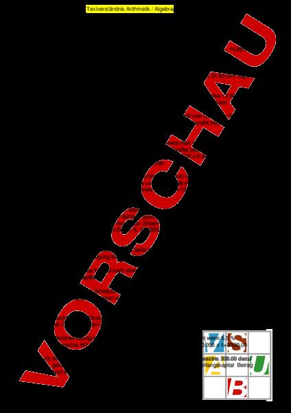 www.unterrichtsmaterial.ch - Mathematik - Dreisatz ...