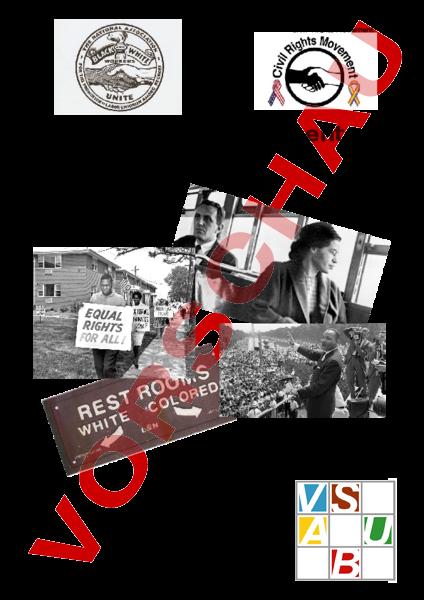 Arbeitsblatt: Civil Rights Movement - Englisch - Gemischte Themen