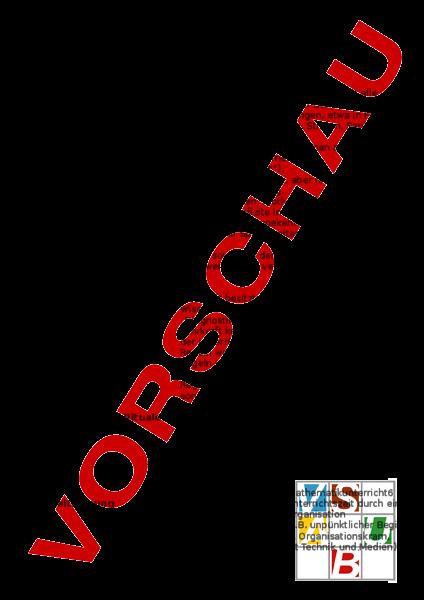 www.unterrichtsmaterial.ch - Pädagogik und Psychologie - Erziehung ...