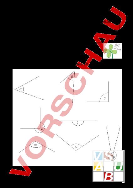 arbeitsblatt mathe test geometrie gemischte themen. Black Bedroom Furniture Sets. Home Design Ideas