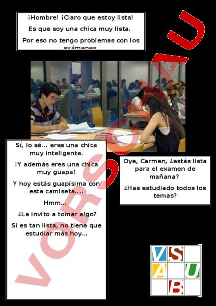 www.unterrichtsmaterial.ch - Spanisch - Grammatik - Gebrauch von ser ...