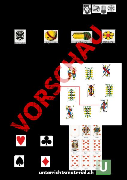 www.unterrichtsmaterial.ch - Diverses / Fächerübergreifend - Spiele ...