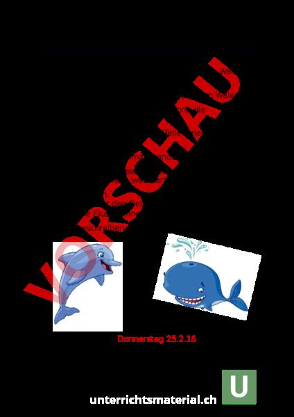 www.unterrichtsmaterial.ch - Biologie - Tiere - Lernziele für LZK ...