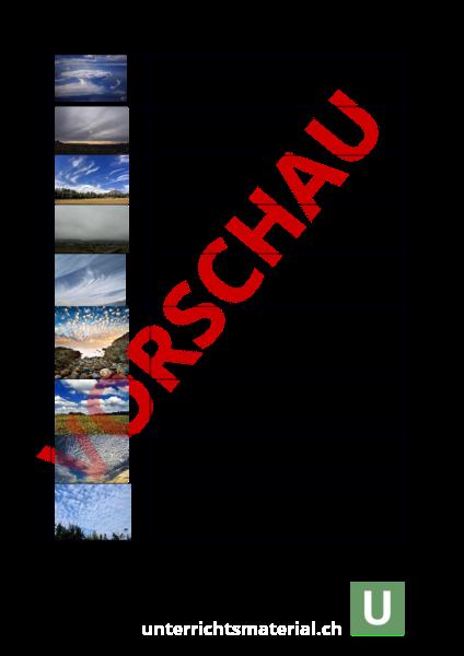 www.unterrichtsmaterial.ch - Geographie - Anderes Thema - Wolken ...
