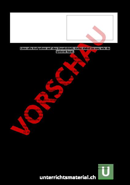 Nett Morgen Mathe Arbeitsblatt Galerie - Gemischte Übungen ...