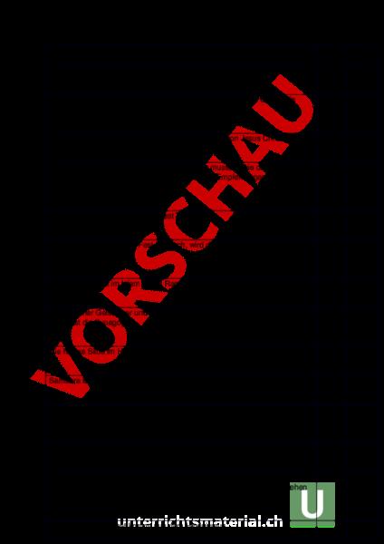 www.unterrichtsmaterial.ch - Lebenskunde - Religionslehre / Bibel ...