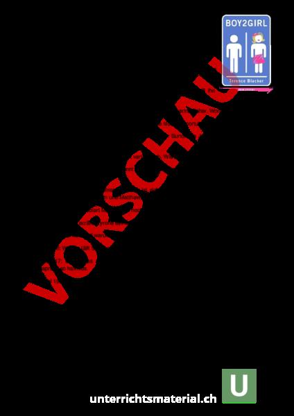 www.unterrichtsmaterial.ch - Deutsch - Lesefertigkeit - Boy to girl ...
