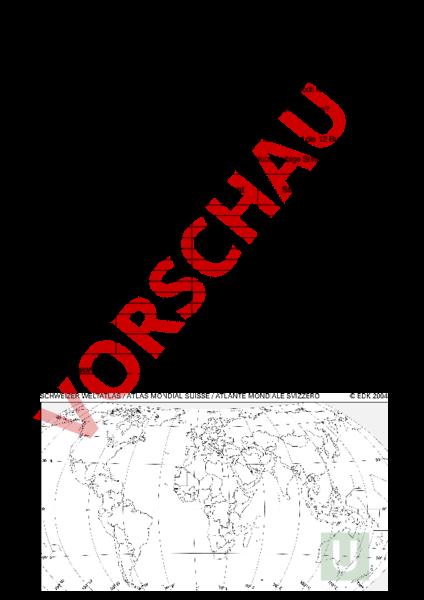 Arbeitsblatt: Gradnetz der Erde - Geographie - Kartographie / Gradnetz