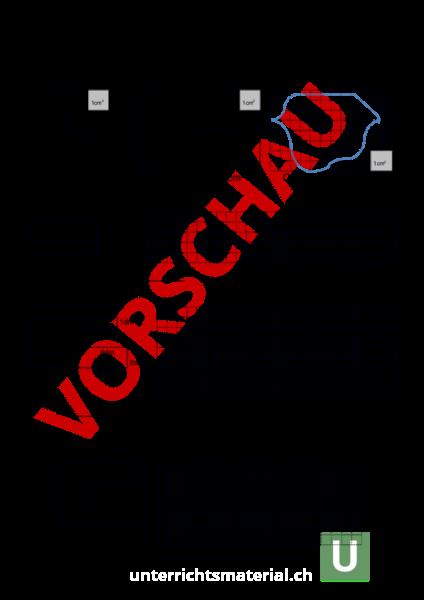 Nett Mathe Fläche Und Umfang Arbeitsblatt Ideen - Arbeitsblätter ...