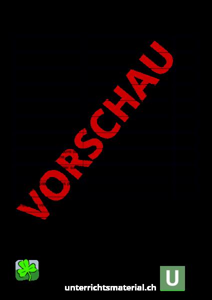 Groß Erste Klasse Vokabular Arbeitsblatt Galerie - Arbeitsblätter ...