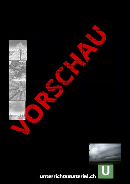 Arbeitsblatt: LK Wetter - Geographie - Anderes Thema
