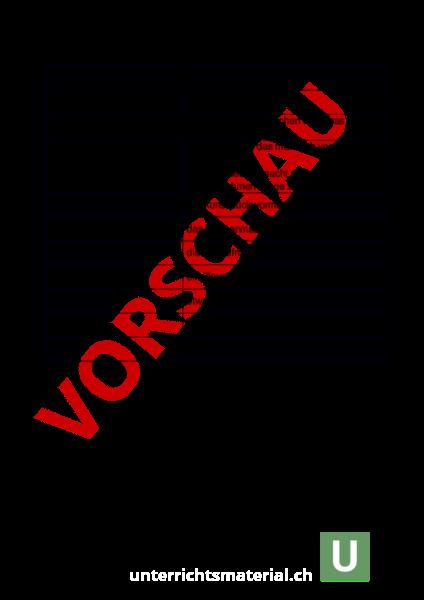 www.unterrichtsmaterial.ch - Deutsch - Wortschatz - Wortfeld machen ...