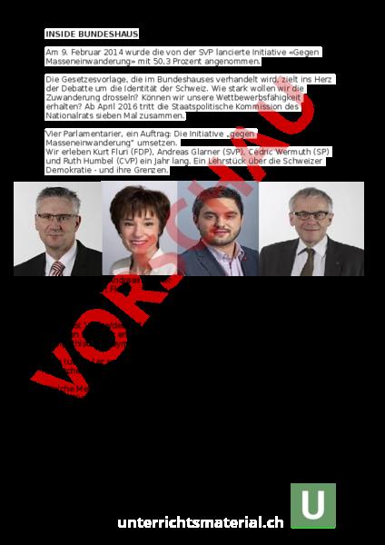 www.unterrichtsmaterial.ch - Geschichte - Politik - Inside ...