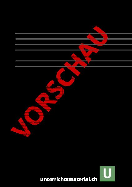 www.unterrichtsmaterial.ch - Musik - Anderes Thema - Musik im Alltag ...