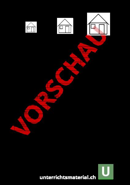 Arbeitsblätter Adjektive Steigern : Unterrichtsmaterial deutsch grammatik