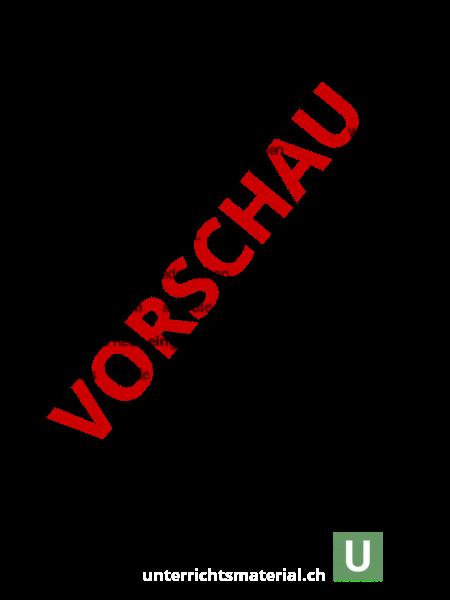 Arbeitsblatt: Wörtliche Rede - Deutsch - Grammatik