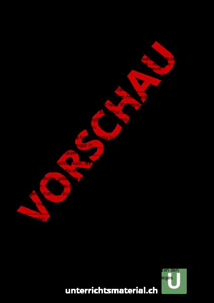 Arbeitsblatt Verlauf Erster Weltkrieg : Unterrichtsmaterial geschichte neuzeit
