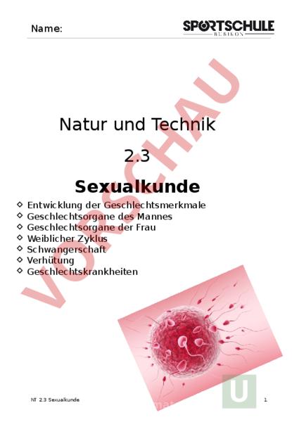 www.unterrichtsmaterial.ch - Biologie - Fortpflanzung / Entwicklung ...