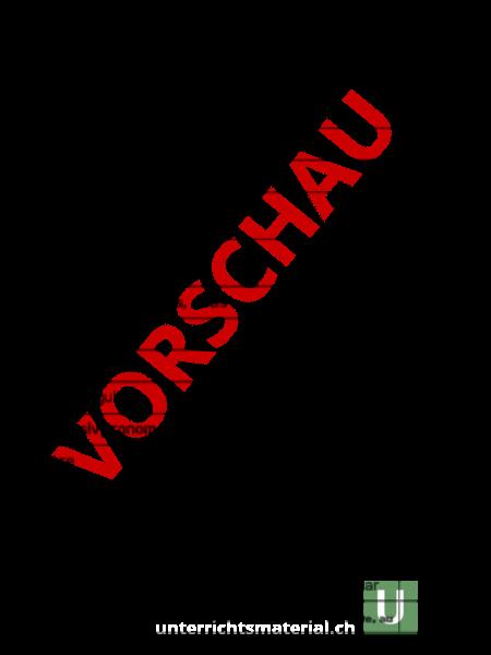 Arbeitsblatt: Envol prélude - Französisch - Grammatik