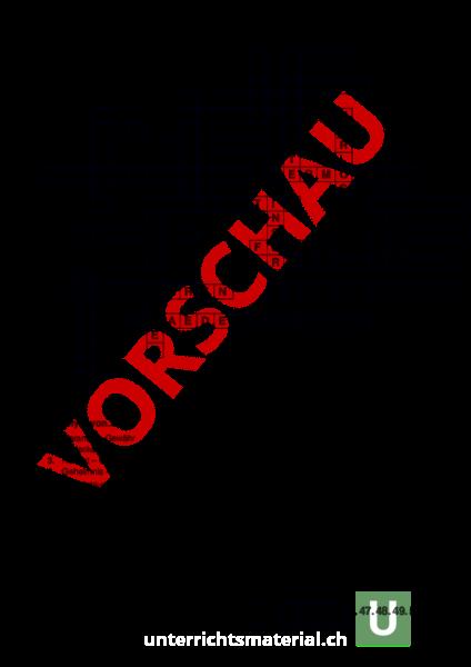 www.unterrichtsmaterial.ch - Deutsch - Wortschatz - Kreuzworträtsel ...