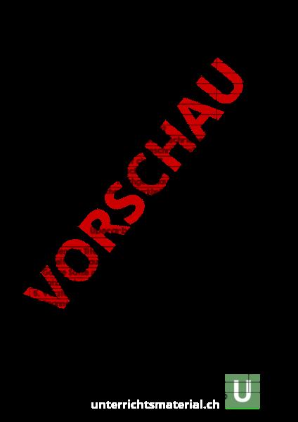 Arbeitsblatt: Schreibprozess / Texte überarbeiten - Deutsch - Texte ...
