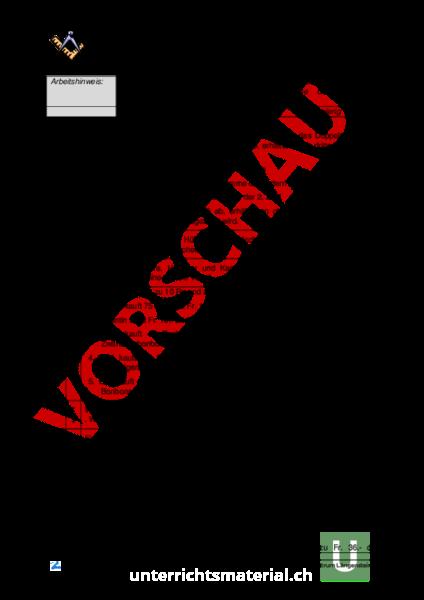 Arbeitsblatt: Textgleichungen - Mathematik - Gleichungen / Ungleichungen
