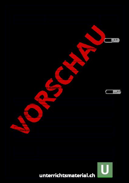Schön Leere Nahrungskette Arbeitsblatt Zeitgenössisch - Mathe ...