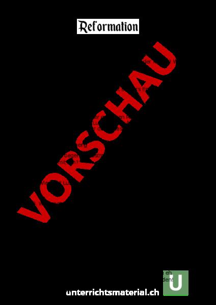 Arbeitsblatt Fragen Zum Film Luther Geschichte Mittelalter