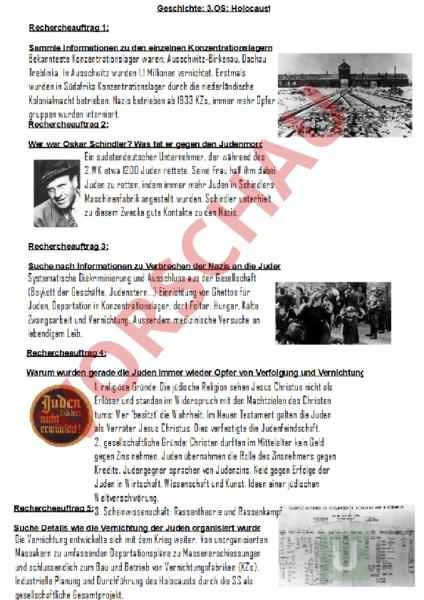 www.unterrichtsmaterial.ch - Geschichte - Neuzeit - Rechercheauftrag ...