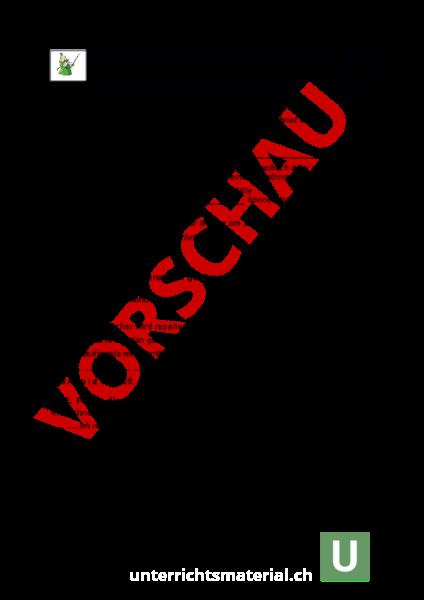 Arbeitsblatt: Nomen Dossier - Deutsch - Grammatik