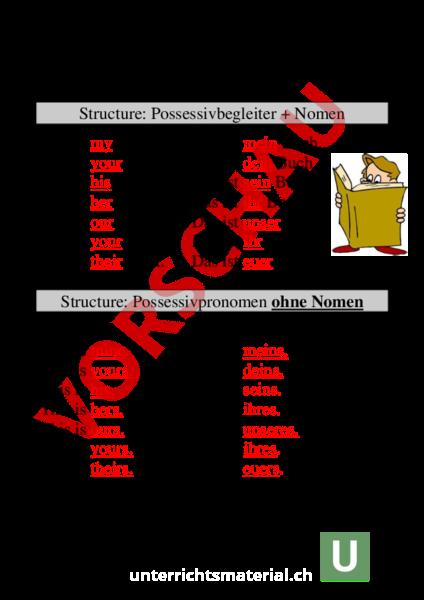 www.unterrichtsmaterial.ch - Englisch - Grammatik ...
