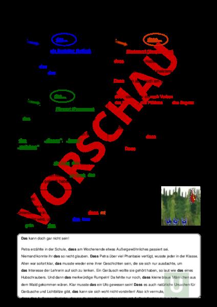 www.unterrichtsmaterial.ch - Deutsch - Rechtschreibung - Regeln das ...