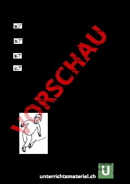 Arbeitsblatt: Nomen - Spanisch - Grammatik