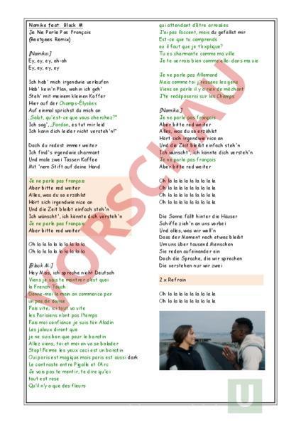 Lieder Downloads Arbeitsblätter – Rari