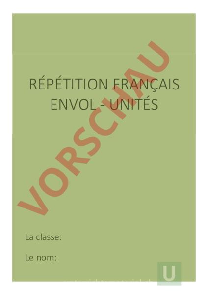 Ich heiße französisch konjugation